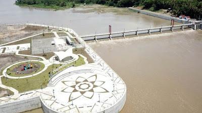 Destinasi Wisata Baru yang Lagi Hits di Bantul, Bendung Kamijoro