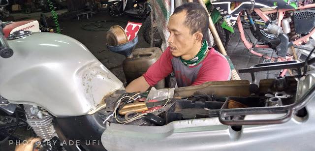mesin press di bmtc rekomendasi bengkel motor yang bagus di Depok