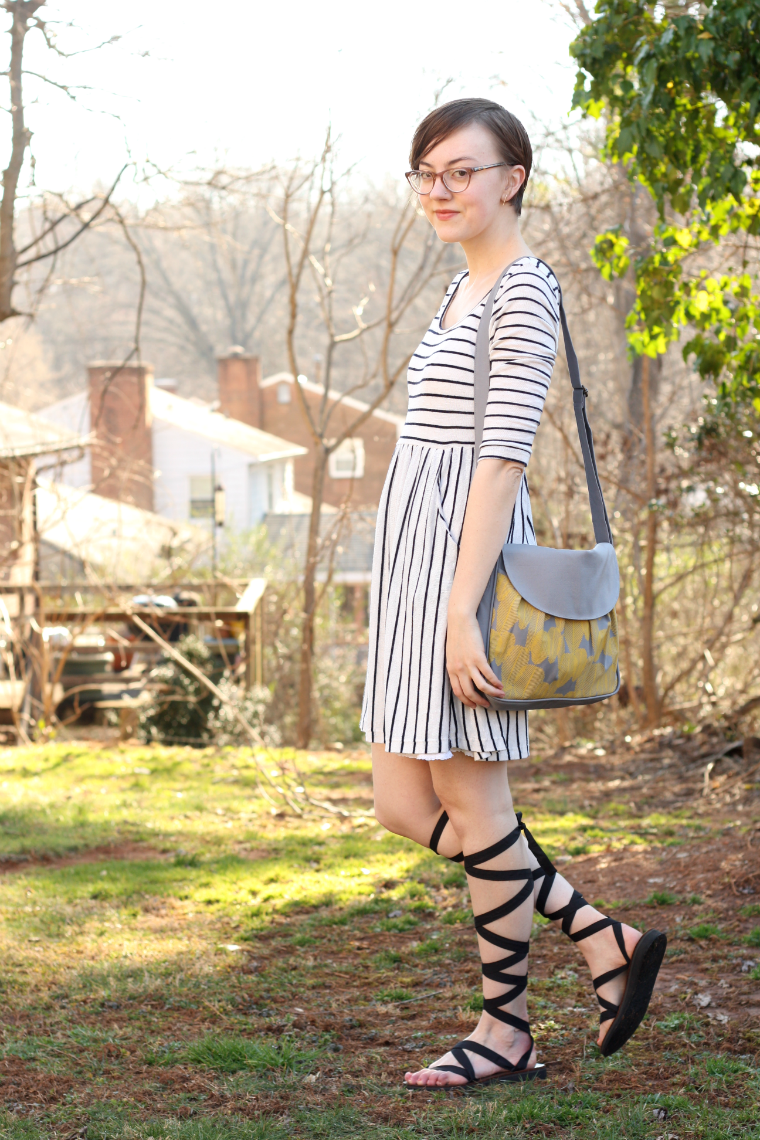 ethical outfit with Malia Designs