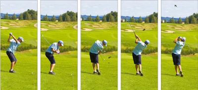 Pukulan Dalam Golf