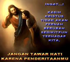 Tuhan adalah Penolong yang Setia