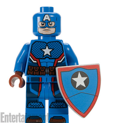 San Diego Comic-Con 2016 Exclusive Hydra Captain America Marvel LEGO Mini Figure