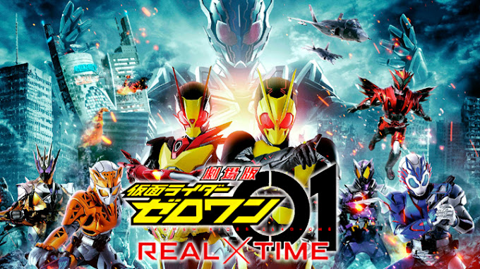 Kamen Rider Zero-One The Movie: REAL x TIME Subtitle Indonesia