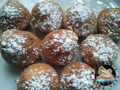 Cupcakes quatre-quart