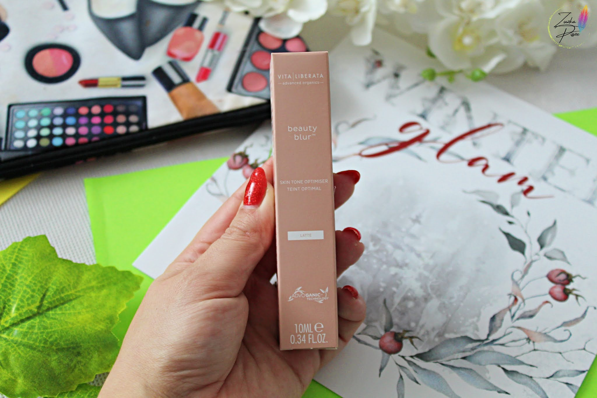 Vita Liberata Beauty Blur Skin Tone Optimizer Rozświetlający Krem tonujący