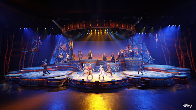 2020 The Lion King: Rythms of the Pride Lands at Disneyland Paris 巴黎迪士尼樂園 獅子王