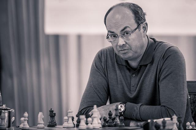 Oleg Skvortsov principal patrocinador del Zurich Chess Challenge