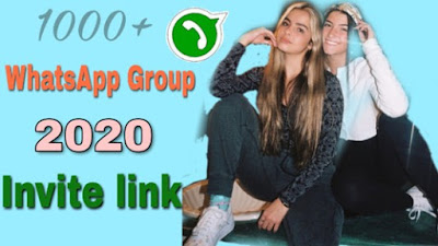 Girl WhatsApp Group Invite Link Collection 2020