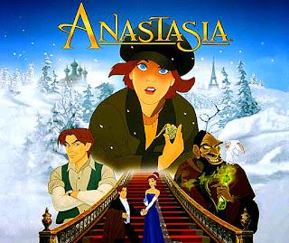 Original Anastasia poster