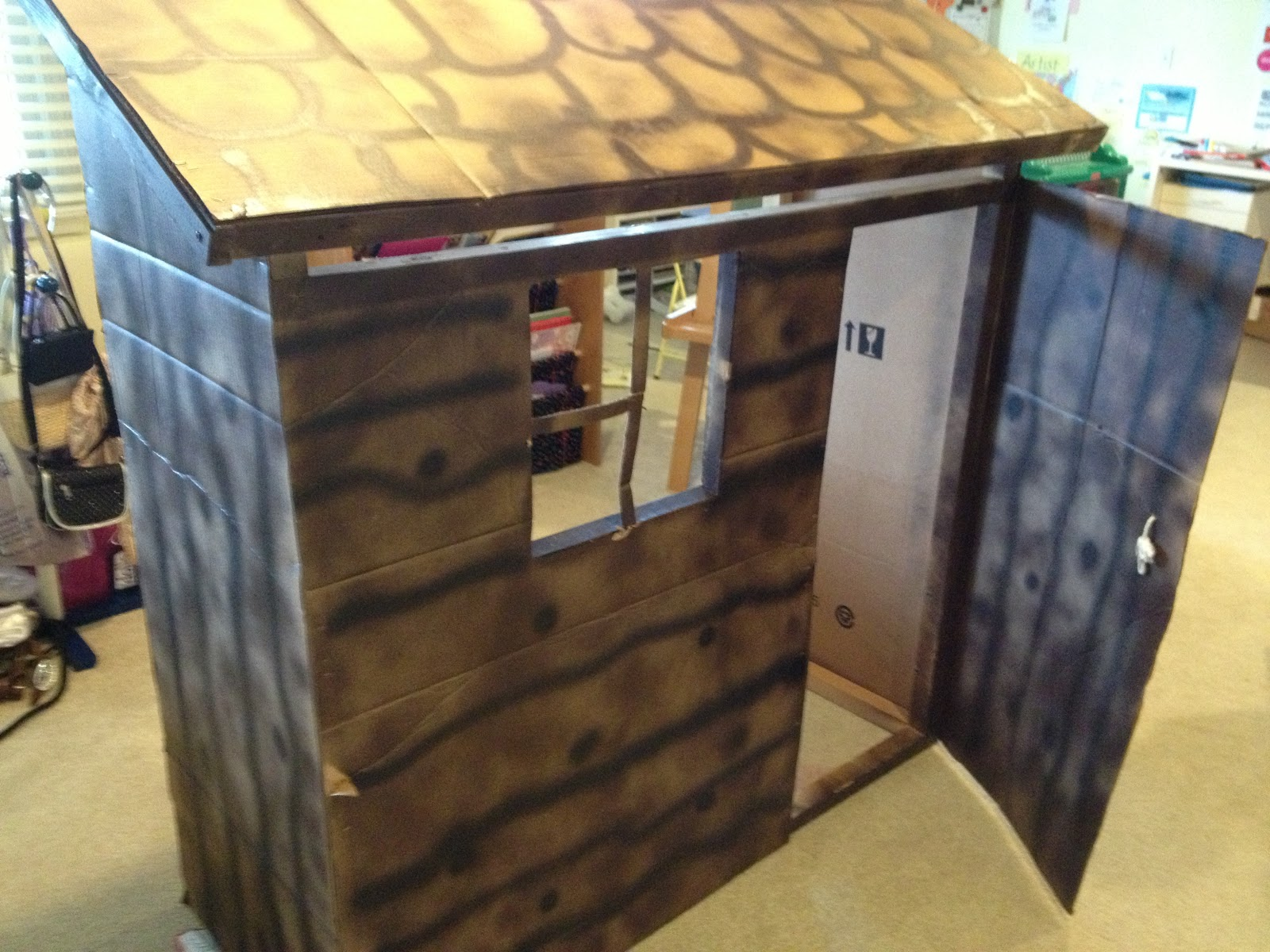 Shed Plans Free 16x16 Log Cabin Playhouse Plans Wooden Plans