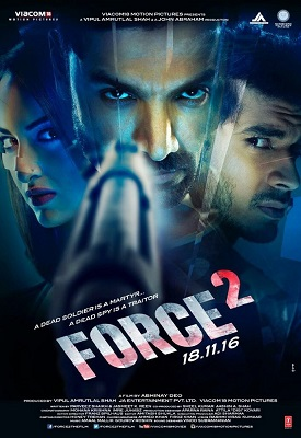 Force 2 (2016) Hindi 720p Blu-Ray 1.1GB