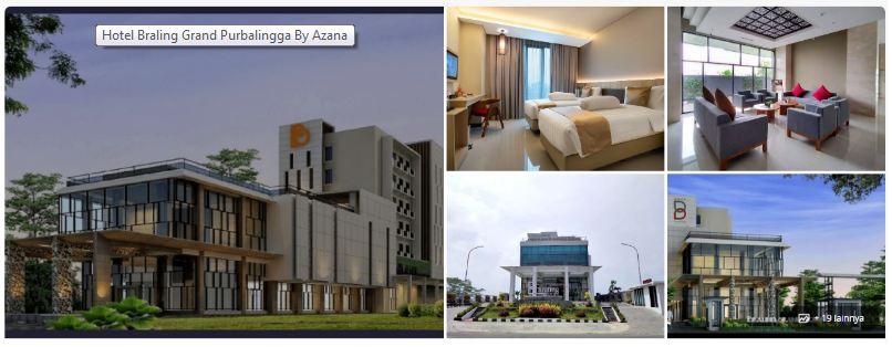 Braling Grand Hotel Di Purbalingga By Azana