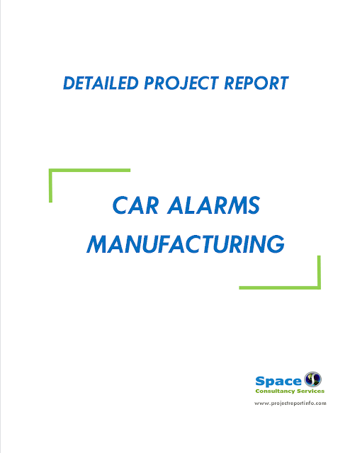 Project Report on Car Alarms Manufacturing
