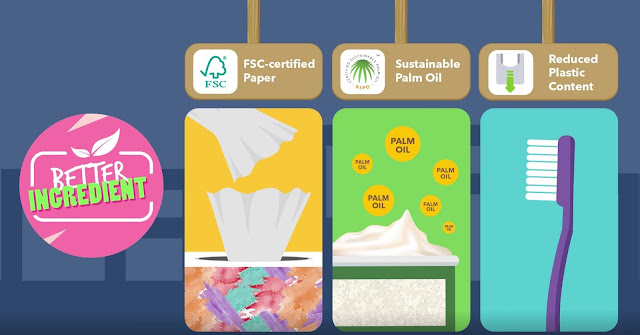 Watsons Sustainable Choices - Better Ingredients