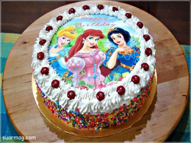 صور عيد ميلاد - تورتة عيد ميلاد 1   Birthday Photos - Birthday Cake 1