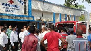 गोपालगंज में बेखौफ अपराधियों ने दिनदहाड़ें सिविल कोर्ट के अधिवक्ता को गोलियों से भूना, हालत नाजुक