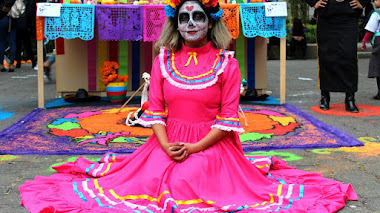 El color rosa mexicano