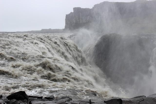 Dettifoss, la cascada más poderosa de Europa