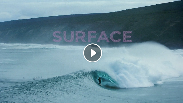 LOCKED DOWN IS WEST OZ SURFACE a short film by Scott Bauer