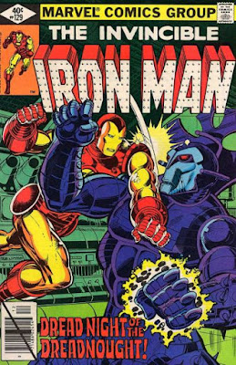 Iron Man #129, Dreadnought
