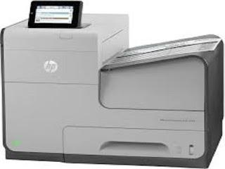 Image HP Officejet Enterprise Color X555dn Printer