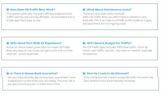 CB Traffic Bots Review & Bonuses