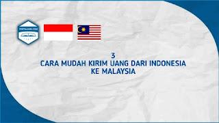 Indonesia ke malaysia