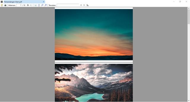 Hasil Konversi Ke Format File PDF