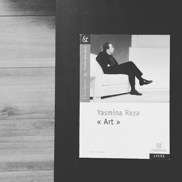 Art de Yasmina Reza