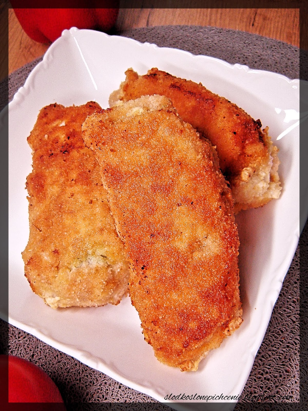 Roladki z kurczaka z brokułem i serem mozzarella