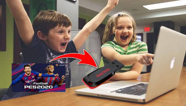 كيفية تحميل أي لعبة مجانا وحرقها على فلاشة USB ألعاب PS2 PS3 PS4