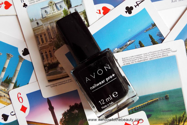 avon nailpolish review