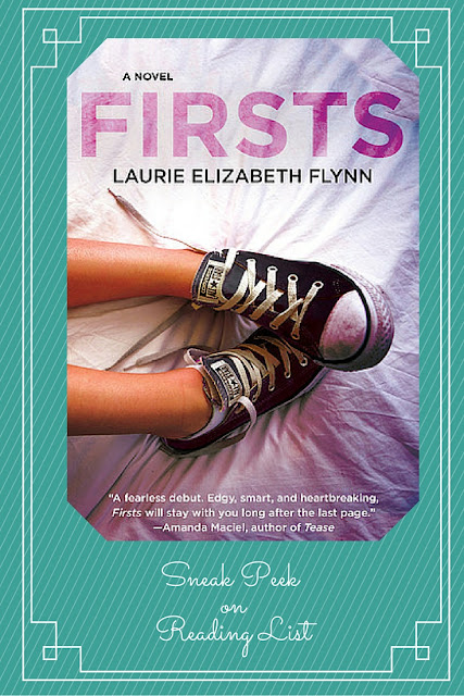 Firsts by Laurie Elizabeth Flynn a Sneak Peek on Reading List