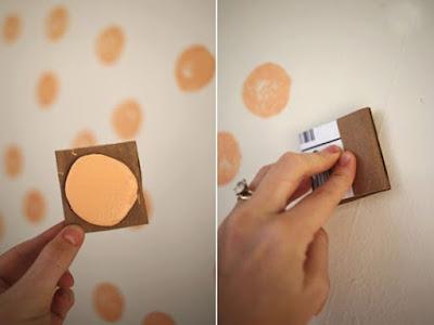 como renovar a parede de sua casa