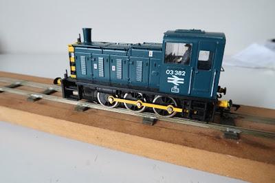 Class 03 rebuild