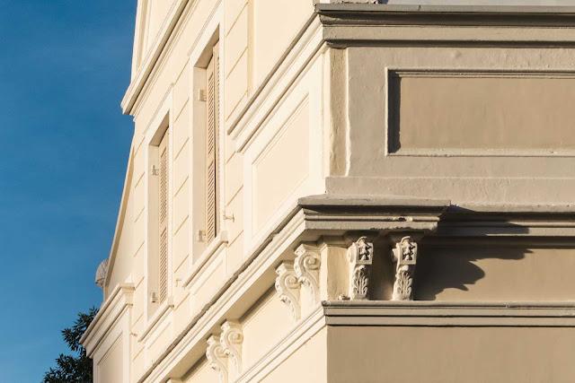 Detalhe da Casa Iwersen
