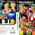 Capa Dragon Ball Z Budokai Tenkaichi 3 PS2