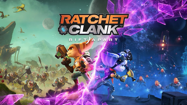 Ratchet and Clank: Rift Apart Review are here