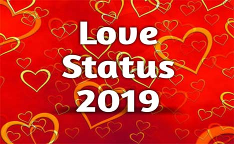 Love Status in Hindi or English 2019 For Whatsapp and Facebook