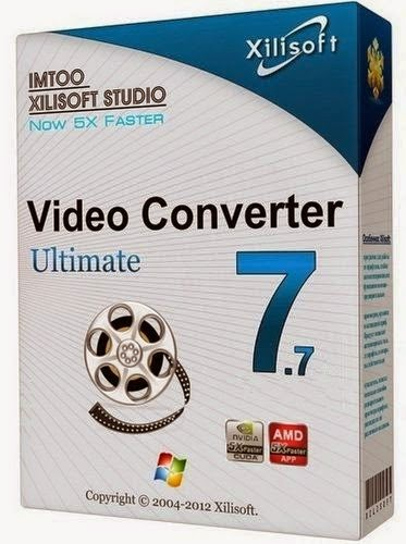 Xilisoft video conventer ultimate 7.8.1.20140505 Full Version