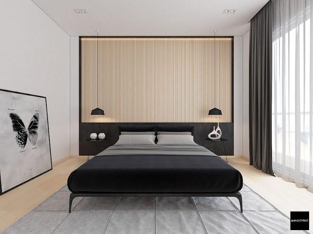 Bedroom Wall Decor Behind Bed