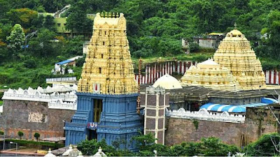 Simhachalam Temple Daily Poojas Sevas Varahalakshmi Narasimha Swamy Vari Devasthanam