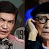 Erwin Tulfo slams Ramos: Ang hirap kasi puna ng puna na akala mo napakagaling ng iyong administrasyon, What about the...?