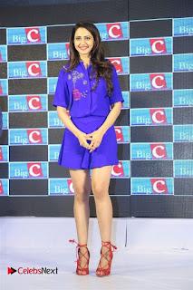 Actress Rakul Preet Singh Pictures as BIG C New nd Ambador  0033
