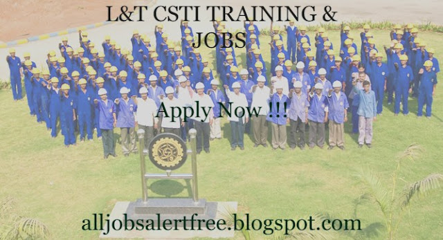 L&T Jobs Opportunity For 10th, 12th And ITI Candidates Apply Now To Get Selected Hurry!!