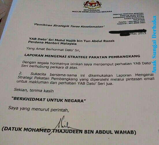 contoh surat rasmi kepada menteri women s day