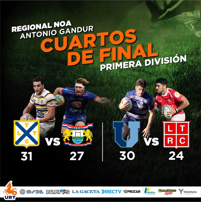 Tucumán Lawn Tennis y Uni de Tucumán se metieron en semifinales #RegionalDelNOA