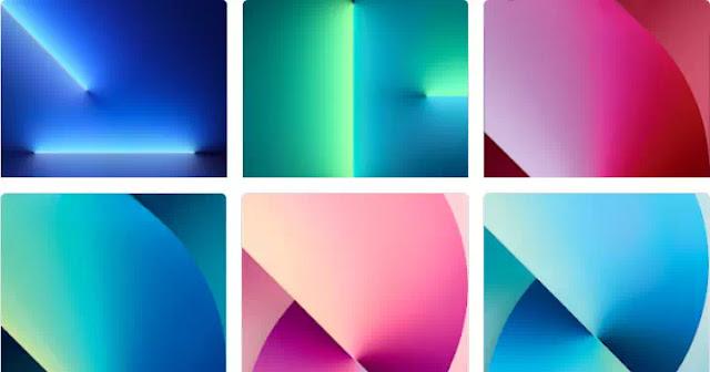 Download Wallpaper iPhone 13 Pro Gratis-1
