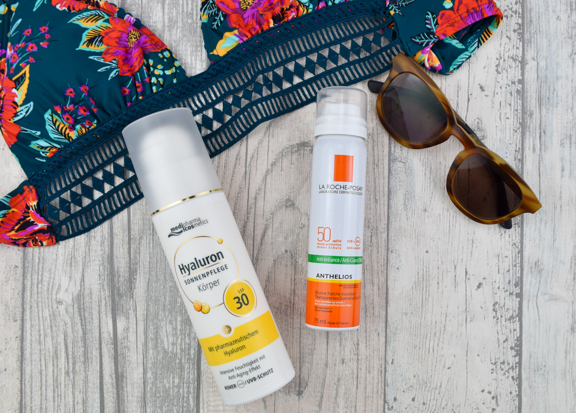 Sonnenschutz-Lieblinge aus der Apotheke medipharma cosmetics La Roche-Posay Sonnenschutz-Spray Hyaluron Anti-Aging Lichtschutzfaktor