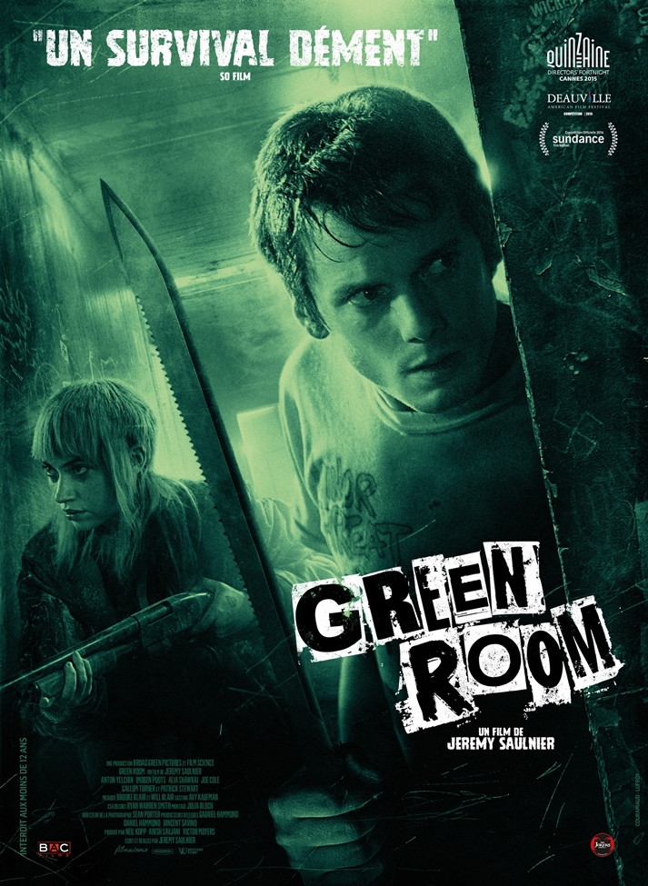 Póster: Green room